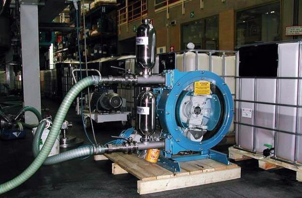 A large number of pumps operate in mining, metallurgical industry and power engineering